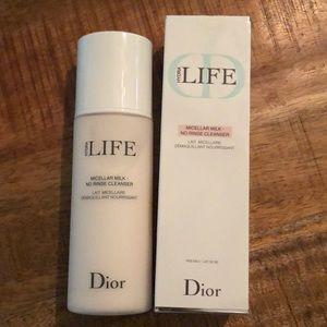 Dior Micellar Milk cleanser